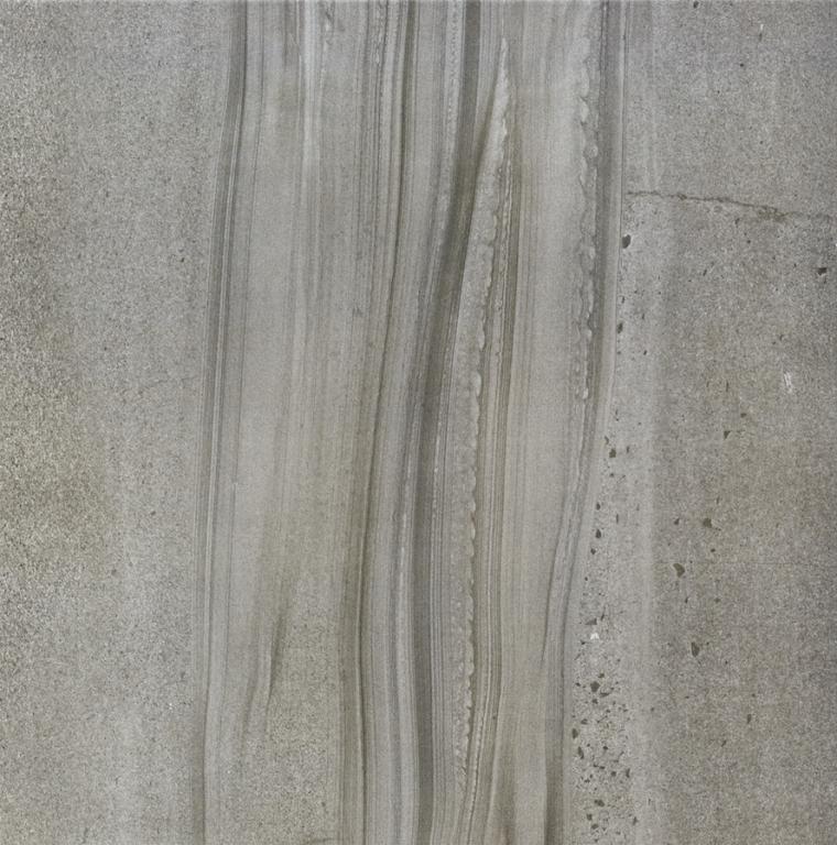 Velkoformátová dlažba RHIN Gris 60 x 60 cm