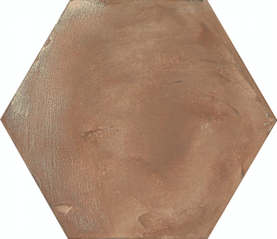 Šestiúhelníková dlažba TERRA Rosso Esagono