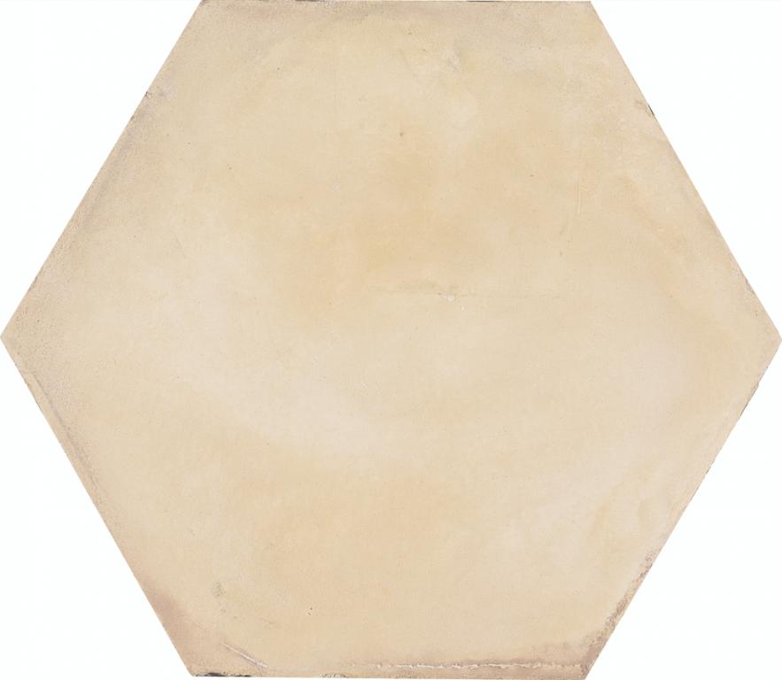 Šestiúhelníková dlažba TERRA Avorio Esagono