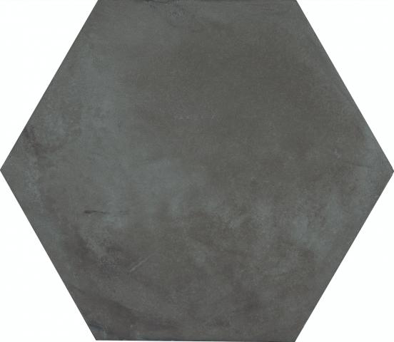 Šestiúhelníková dlažba TERRA Nero Esagono