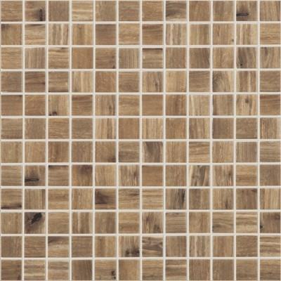 Skleněná mozaika imitace dřeva WOODS Cerezo