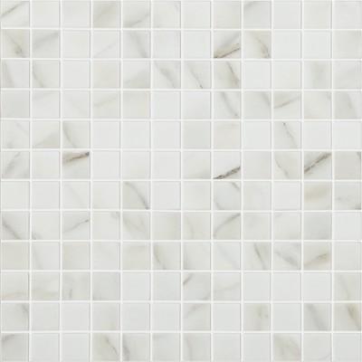 Skleněná mozaika imitace mramoru MARBLES Calacata