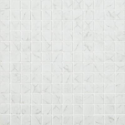 Skleněná mozaika imitace mramoru MARBLES Carrara Grey