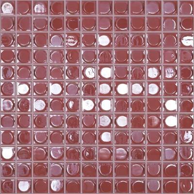 Skleněná 3D mozaika AURA Soft Red