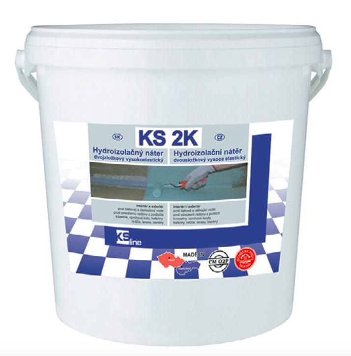 Dvousložková hydroizolace KS 2K