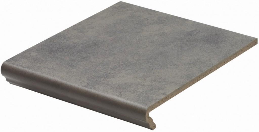 Glazovaná mrazuvzdorná schodovka KERAPLATTE Cavar 543/9350 Fosco