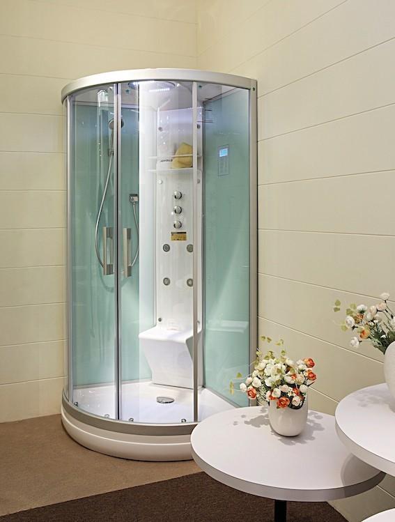 Masážní sprchový box GLASS 99