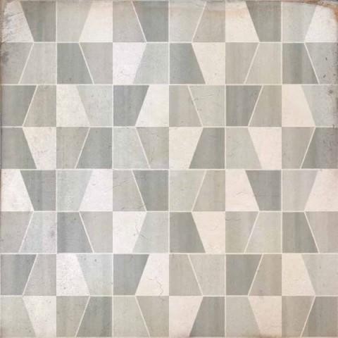 Interiérová retro dlažba BIJOU Mix - vzor 1