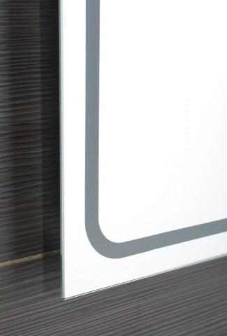 Zrcadlo s LED osvětlením GEMINI II 70 x 70 cm