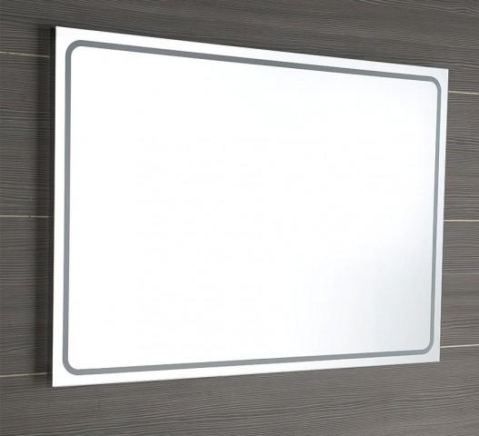 Zrcadlo s LED osvětlením GEMINI II 90 x 50 cm
