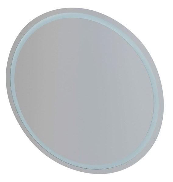 Oválné zrcadlo s LED osvětlením REFLEX